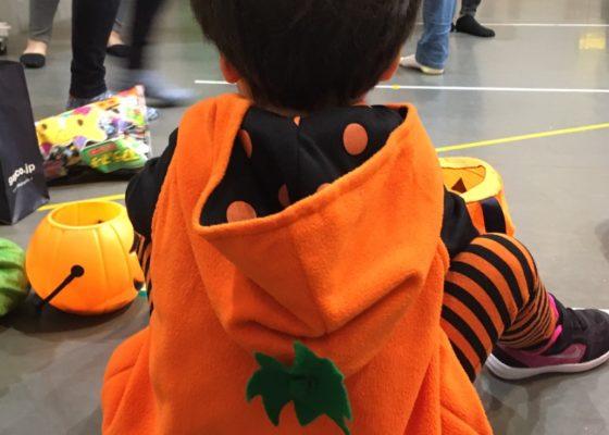 Halloween Lesson♪